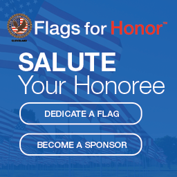 flags for honor flag day charity fundraiser